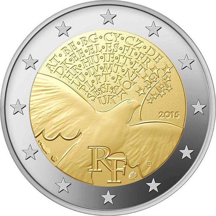 План выпуска памятных монет 2 евро на 2 15 год | Euro